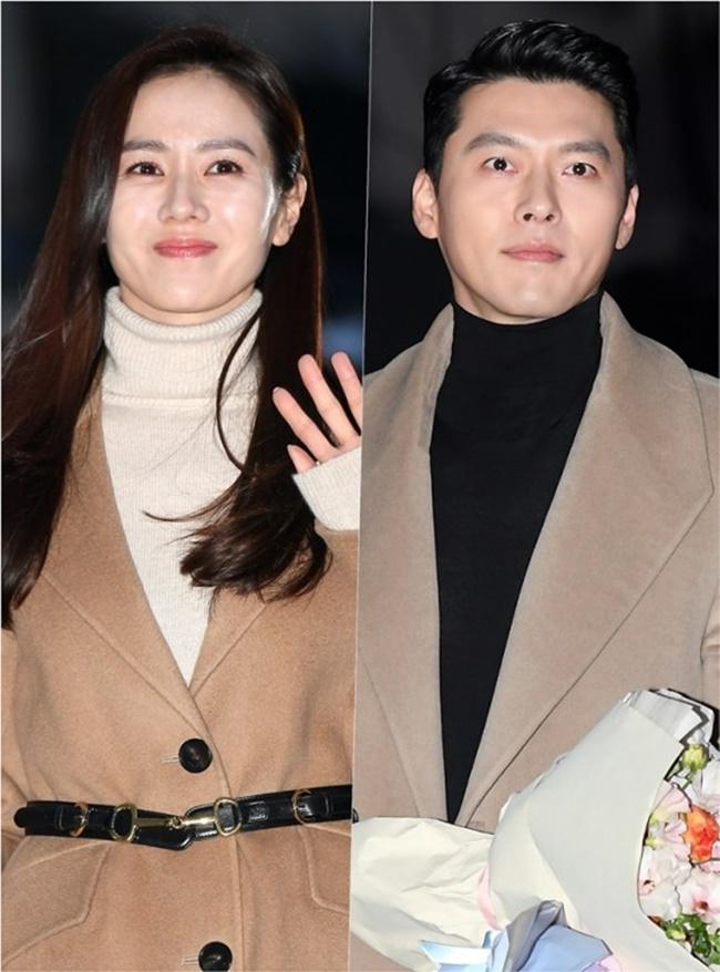 """현빈♥손예진 측, 열애 인정 """"드라마 후 연인 발전"""" (공식)"""