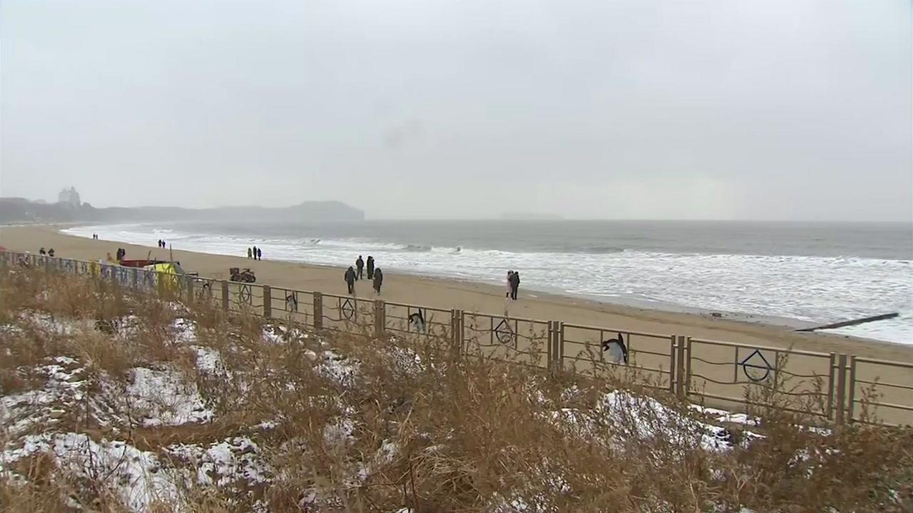 [기상센터]이번 주 두 번째 추운 계절은 남쪽 …