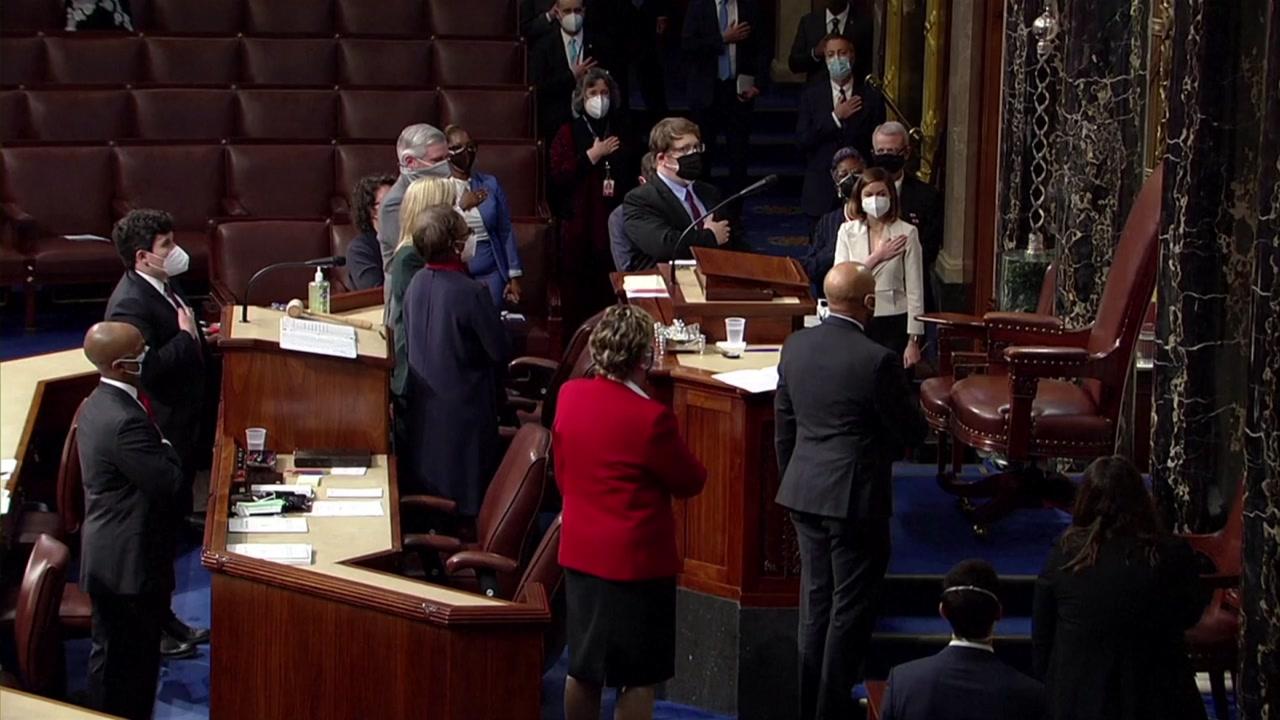 [국제]미국 새 연방 의회 출범 … 대통령 선거 인증을위한 최초의 테스트 벤치