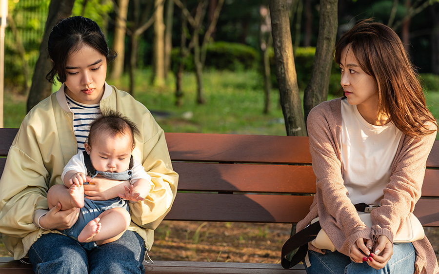 김향기·류현경·염혜란 '아이', 2월 10일 개봉 확정