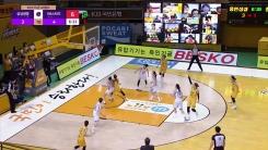박지수 '23G 연속 더블더블' 신기록...KB, 선두 수성