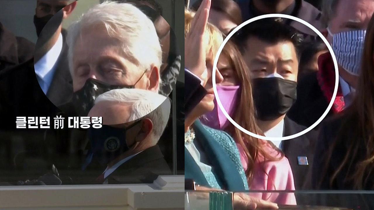 [국제][뉴스큐]    졸음과의 싸움 '클린턴', 보안 총책임자는 한인 …