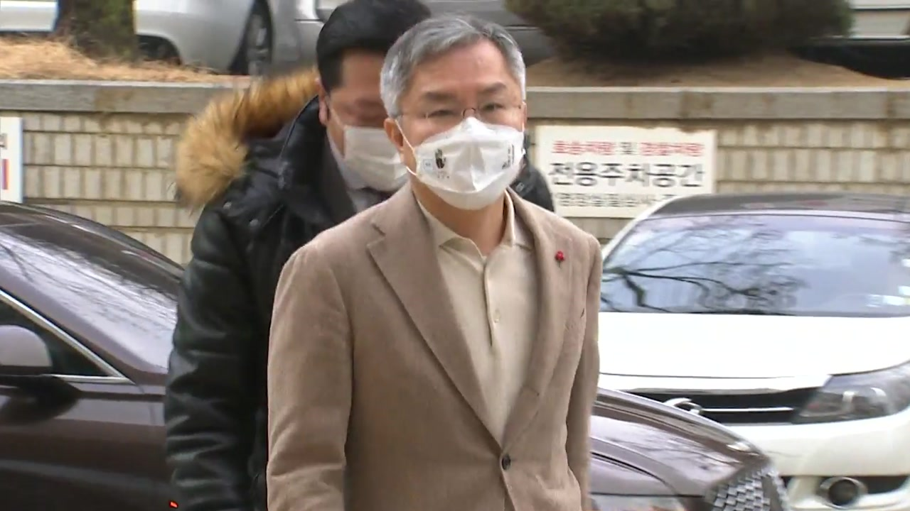 최강욱 세 번째 기소...채널A 전 기자 명예훼손 혐의