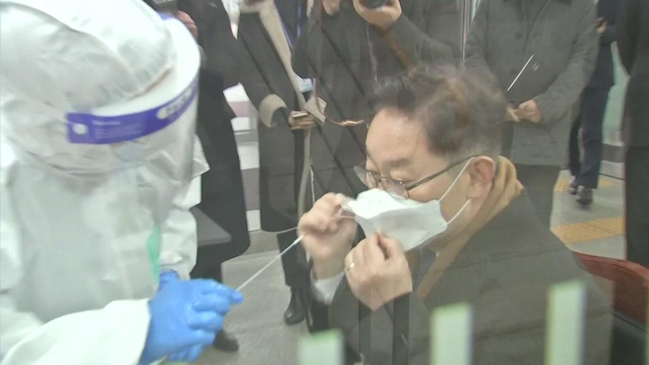 [사회]박범계 법무부 장관, 첫 공식 일정에 동방 구치소 방문