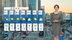 [날씨] 내일 맑고 온화...동해안 건조특보
