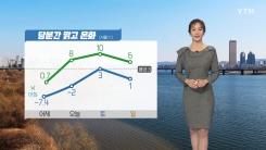 [날씨] 한파 꺾이고 당분간 온화...동해안 대기 건조