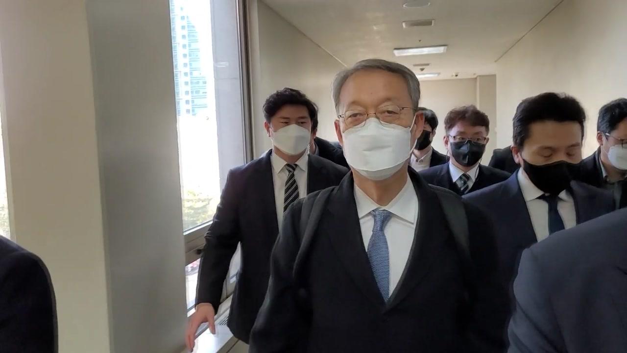 [사회]'월성 원전 혐의'백운규 전 산업 부장관 체포 영장 기각