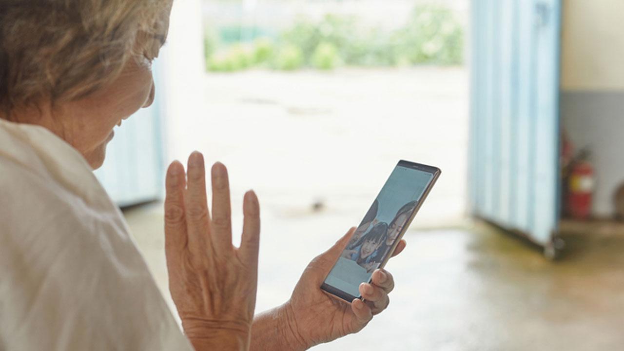 [사회]음력설 연휴 기간 동안 모든 시민에게 무료 화상 통화가 제공됩니다.