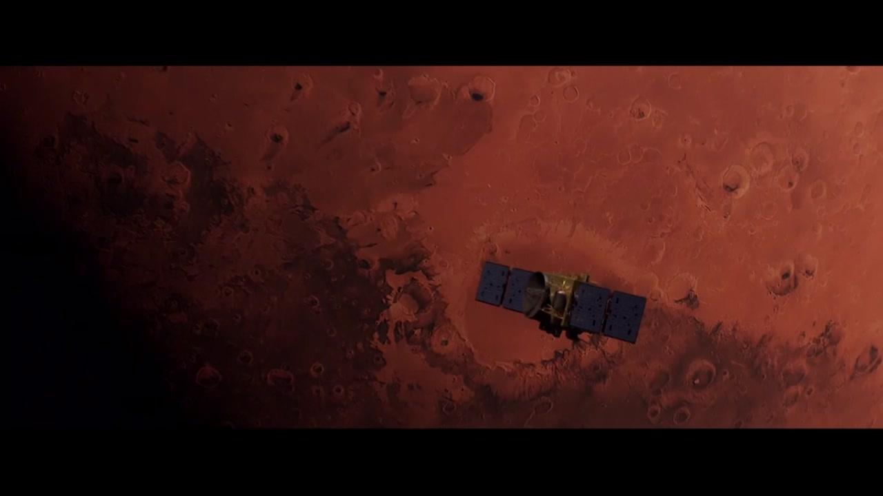 [국제]UAE 탐사선이 화성에 도착 … 탐사 경쟁 심화