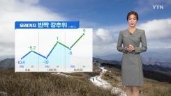 [날씨] 내일까지 호남·제주 많은 눈...모레까지 반짝 강추위