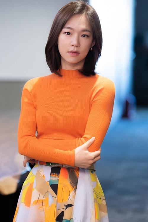 """한예리 """"'미나리', 출연 불발하면 다른 배우 소개했을 정도로 매력적"""""""