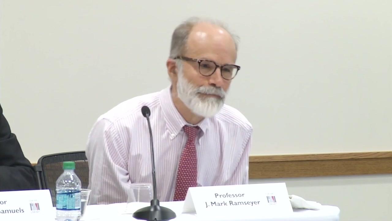 [국제]노벨상 수상자 '램지 비판'공동 성명 … 한인 미쓰비시 보이콧