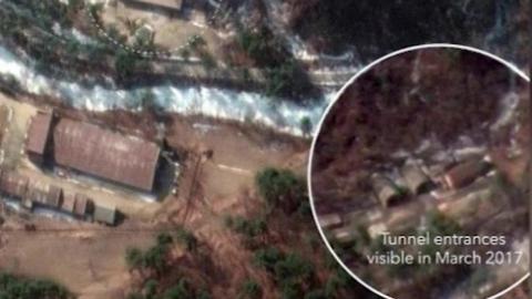 """""""이 안에 핵 있다""""…美 정보기관들이 주목하는 北 시설"""