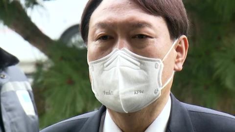 이젠 '정치인 윤석열'…단숨에 대선 지지율 1위