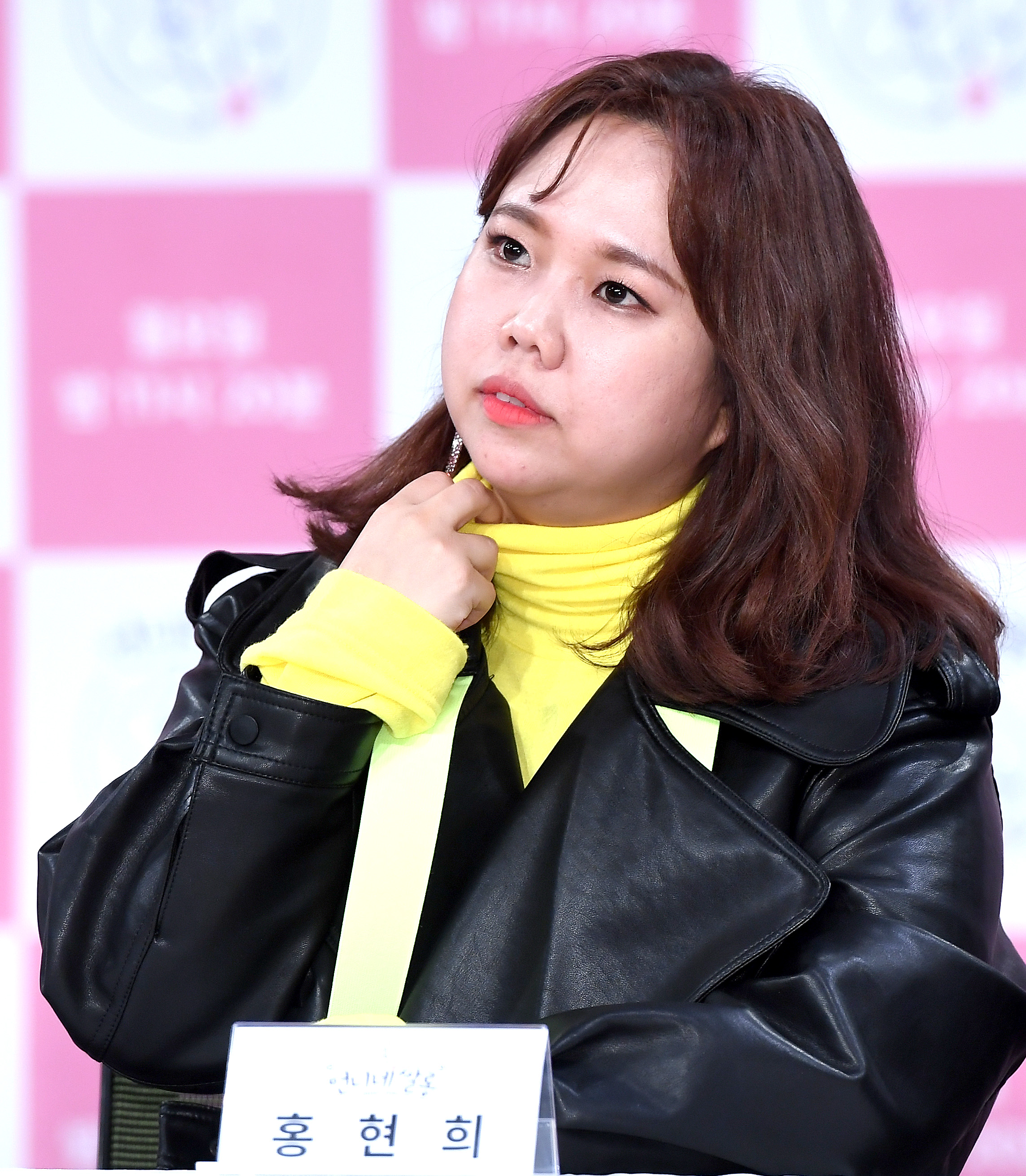 """홍현희, 학폭 부인 """"내 외모로 친구 외모 비하? 말도 안돼...떳떳하다""""(공식입장)"""
