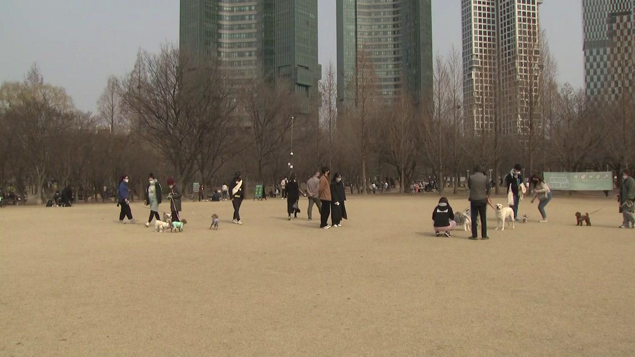 [기상센터][날씨]    아늑하지만 미세 먼지 … 수도권 미세 먼지 저감 대책
