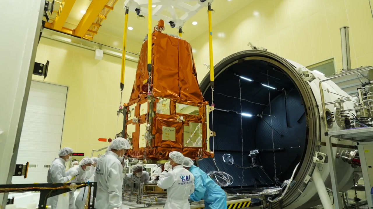 [과학]차세대 중형 위성 발사 하루 연기 …