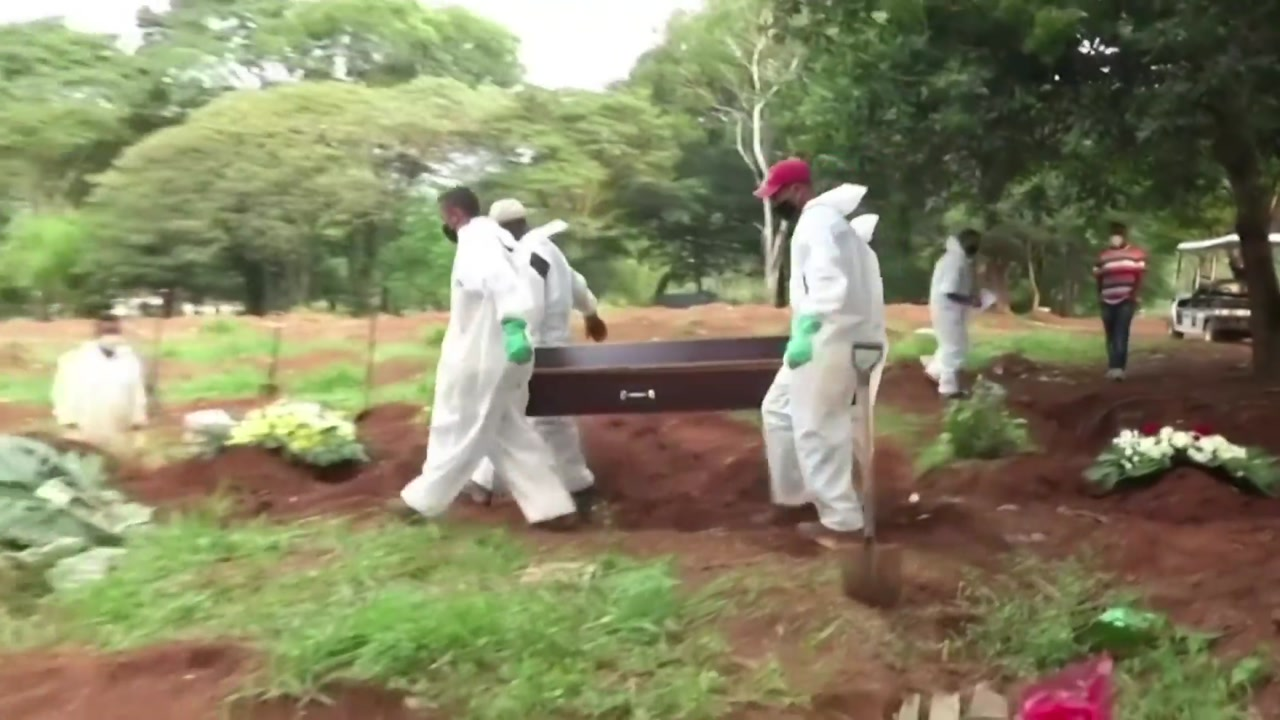 [국제]브라질, 남미 권력, 통제 불능 … 돌연변이 바이러스의 급속한 확산