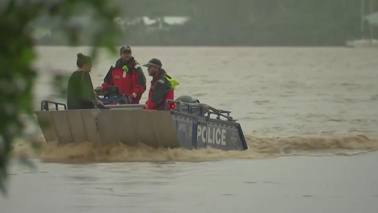 [국제]100 년 만에 호주 NSW 홍수 … 교통 마비와 주민들의 대피 명령