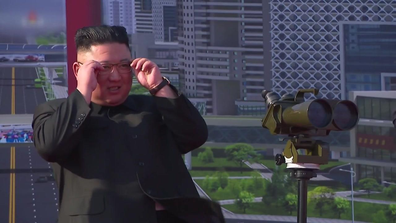 [정치]평양 주택 착공식에 출연 한 김정은이 올해 첫 견학을했는데 … 중국이 대북 지원을 재개 할까?