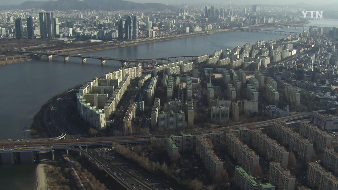 [경제]45 주 만에 강남 아파트 임대 가격 하락