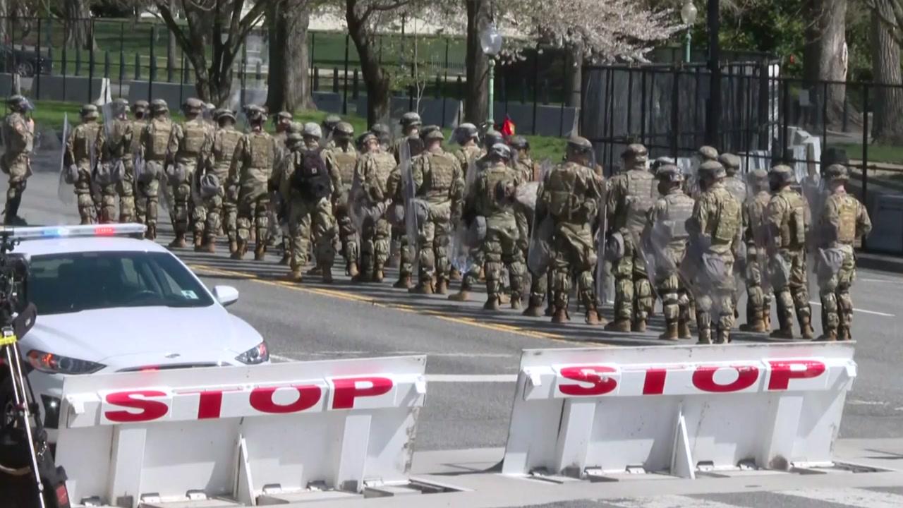 [국제]악몽이 남아 있습니다 … 연방 의사당의 검문소 앞에서 무기 폭동으로 두 명 사망