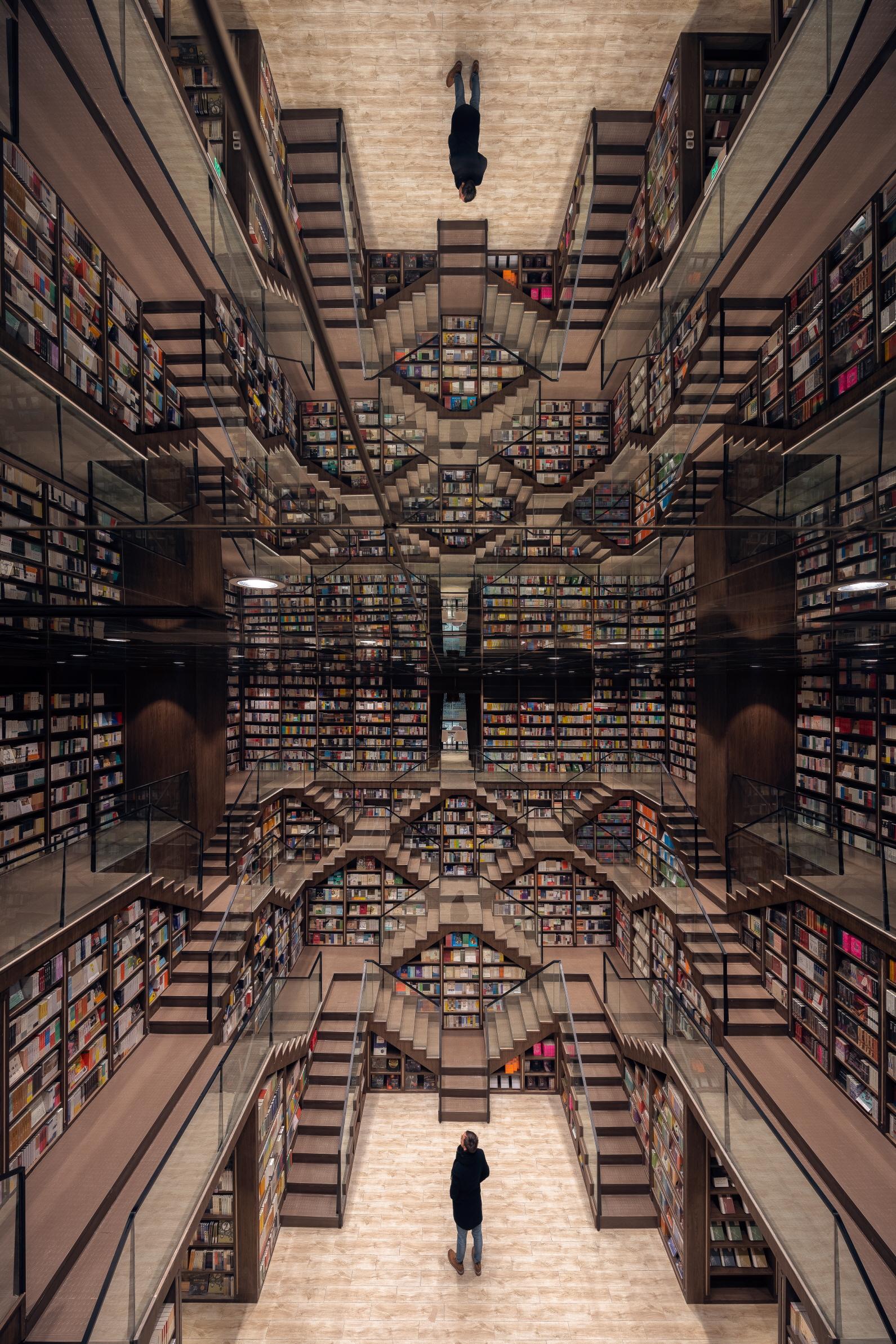 〔안정원의 건축 칼럼〕 책을 읽고 삶을 이해하며, 다른 사람들을 만나기 좋은 특별한 장소