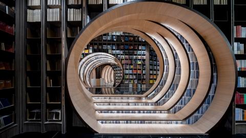 〔안정원의 디자인 칼럼〕 전통적인 정원과 독서 공간이 만나는 충돌과 디자인적 결합성