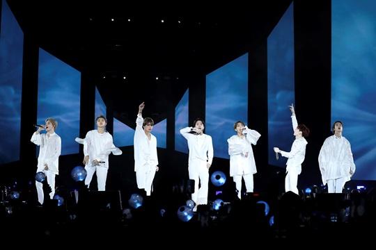 방탄소년단 美 뉴욕 공연, JTBC2서 TV 최초 공개 (공식)