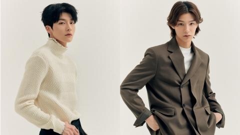비주얼+분위기, 신예 김현재-채종석 앞으로 활약이 기대되는 이유