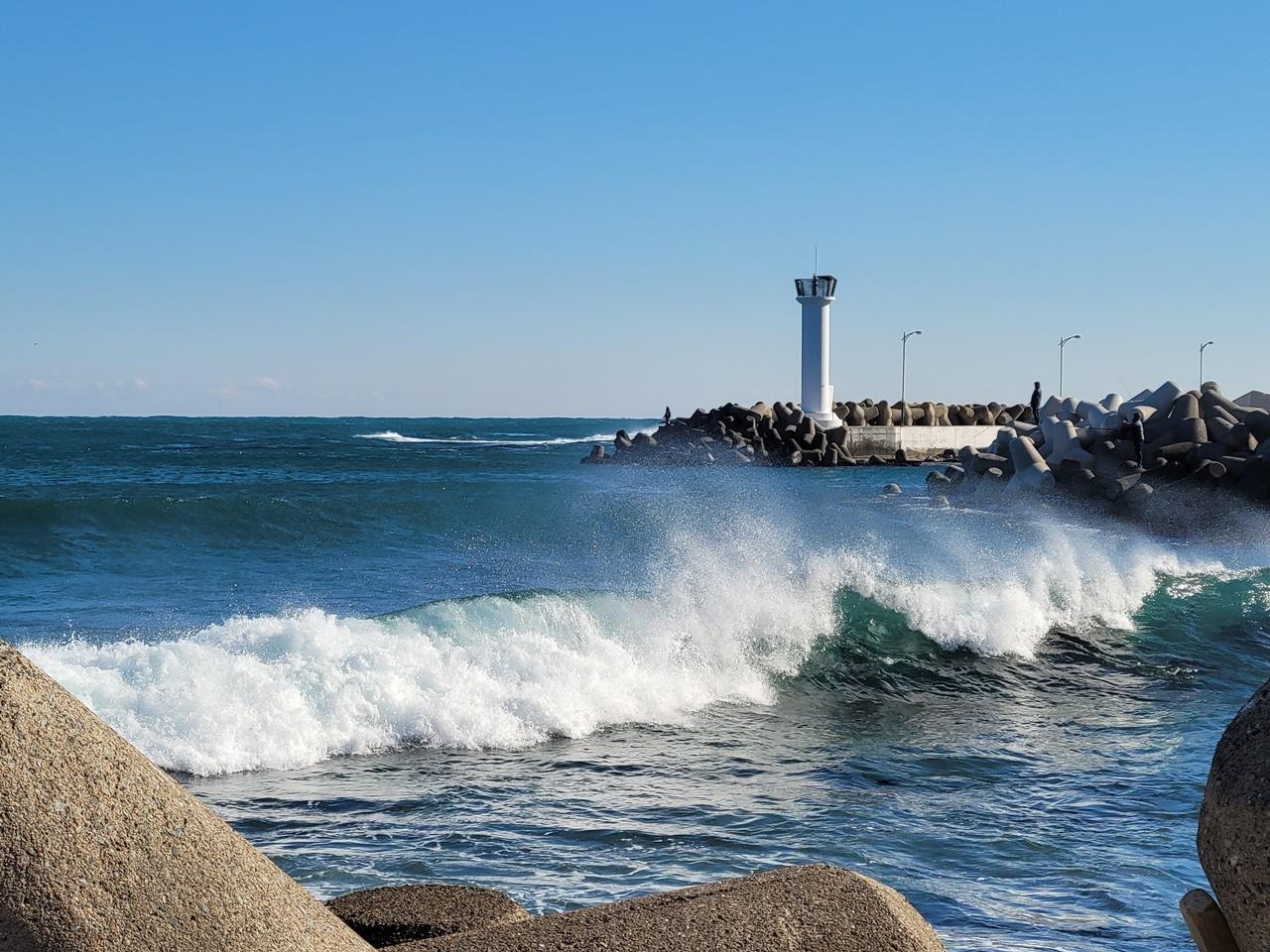 [다시, 걷다] (8) 구룡포~호미곶...바닷가 산책로에도 '멜로'와 '누아르'가 있다