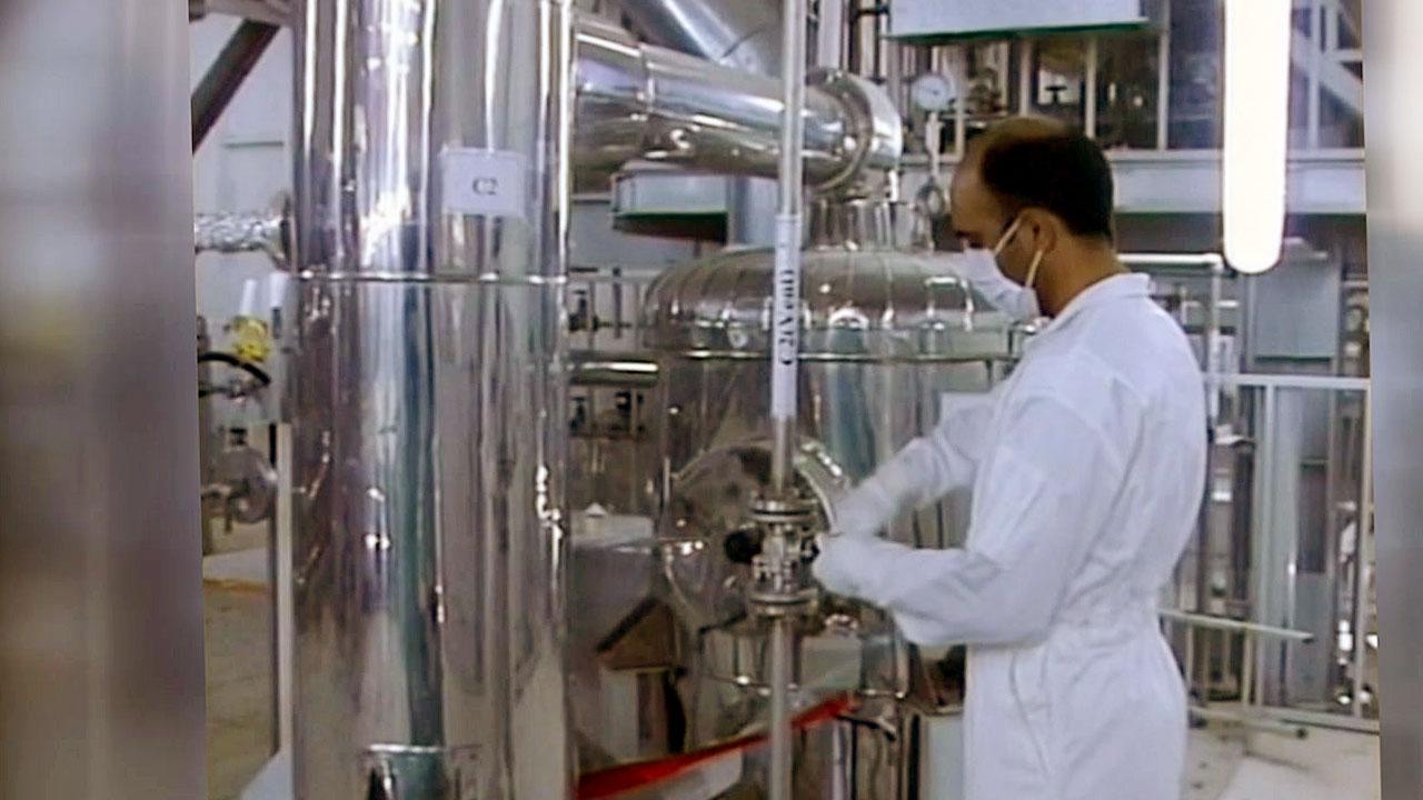 """[국제]이란, 60 % 농도의 우라늄 농축 선언 … """"역대 최고 농도"""""""