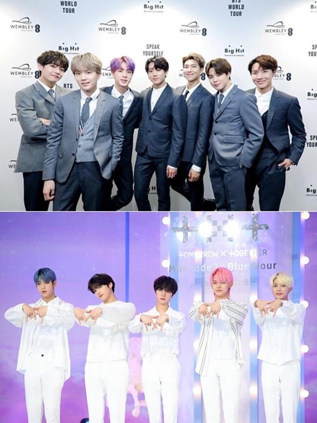 BTS-TXT 컴백...빅히트 뮤직, 5월 가요계 흔들까
