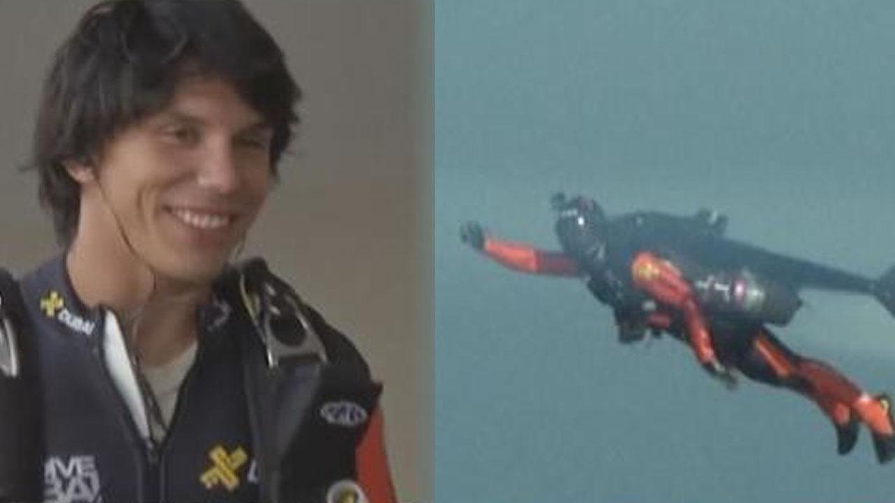 윙수트로 하늘 날던 스턴트맨, 낙하산 고장으로 사망