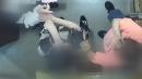 옷가게 직원 뺨 때린 벨기에 대사 부인...당시 CCTV 공개