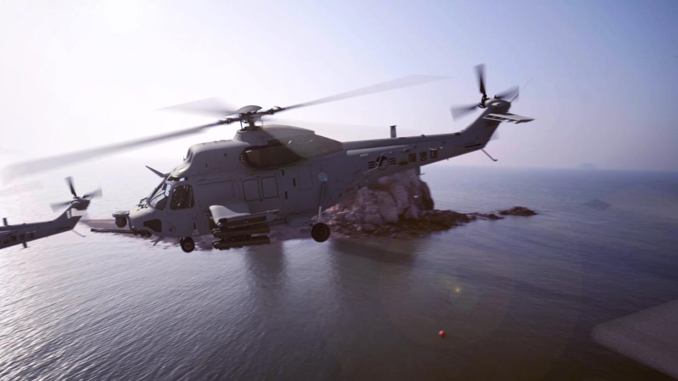 [와이파일] '국내 개발'로 결론난 해병대 상륙 공격 헬기 사업