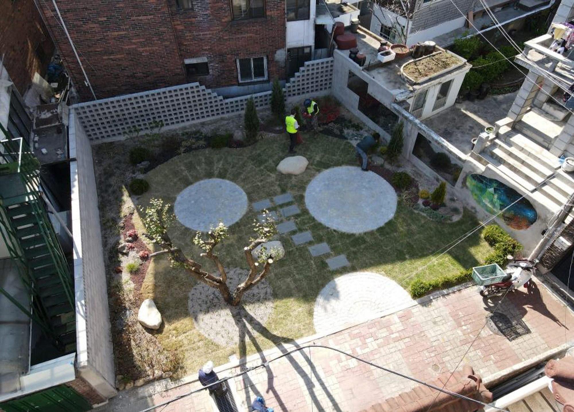 〔ANN의 뉴스 포커스〕 방치된 서울 시내 빈집 17개소, 초록빛 생활정원으로 탈바꿈한다