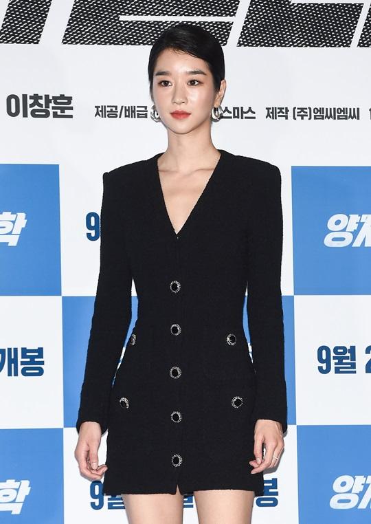 '논란'에도 서예지, 백상 인기상 선두.. 신혜선 김소현 뒤이어