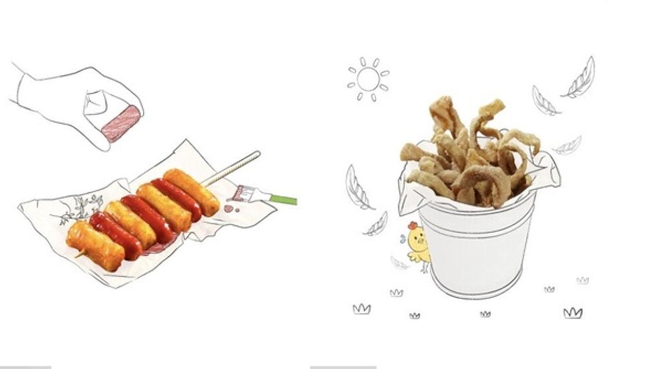 유명 치킨 프랜차이즈, 메뉴 사진 남성 혐오 논란에 사과문 올려