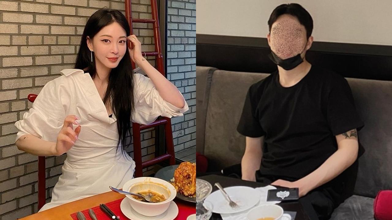 [단독] 한예슬, 10살 연하의 배우 출신 훈남과 1년째 핑크빛 열애(종합)_이미지