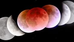 26일, 지구 그림자에 달 가려지는 '개기월식' 맨눈 관찰 가능