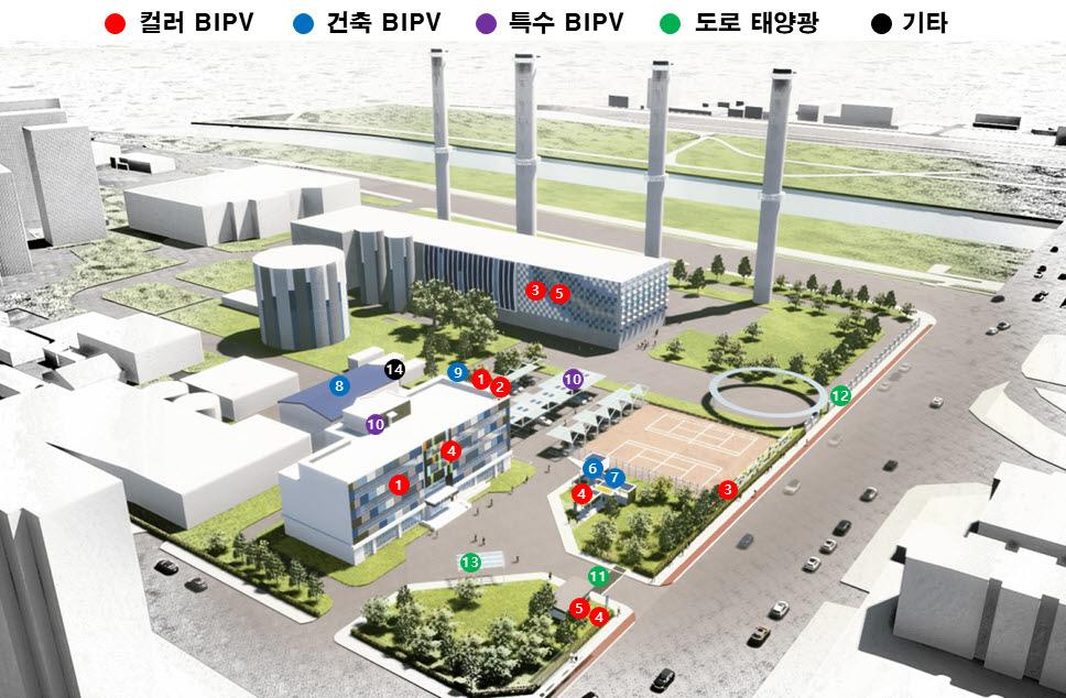 〔ANN의 뉴스 포커스〕 태양광 기술 실증을 통해 미래 도시형 태양광 기술을 선도해
