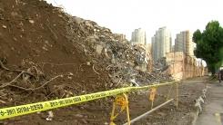 철거하던 건물 순식간에 '와르르'...9명 사망 8명 중상