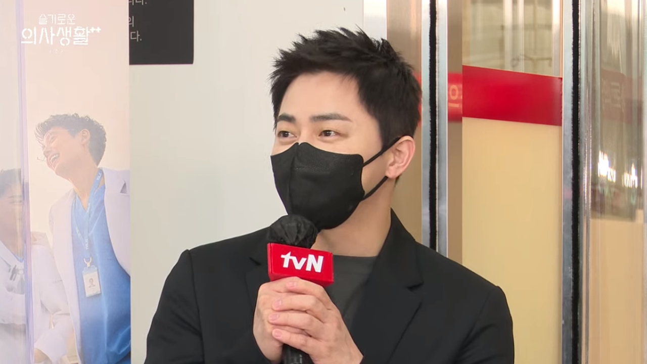 """'슬의생2' 조정석 """"'아로하'는 가문의 영광..시즌2 노래들 더 어려워""""_이미지"""