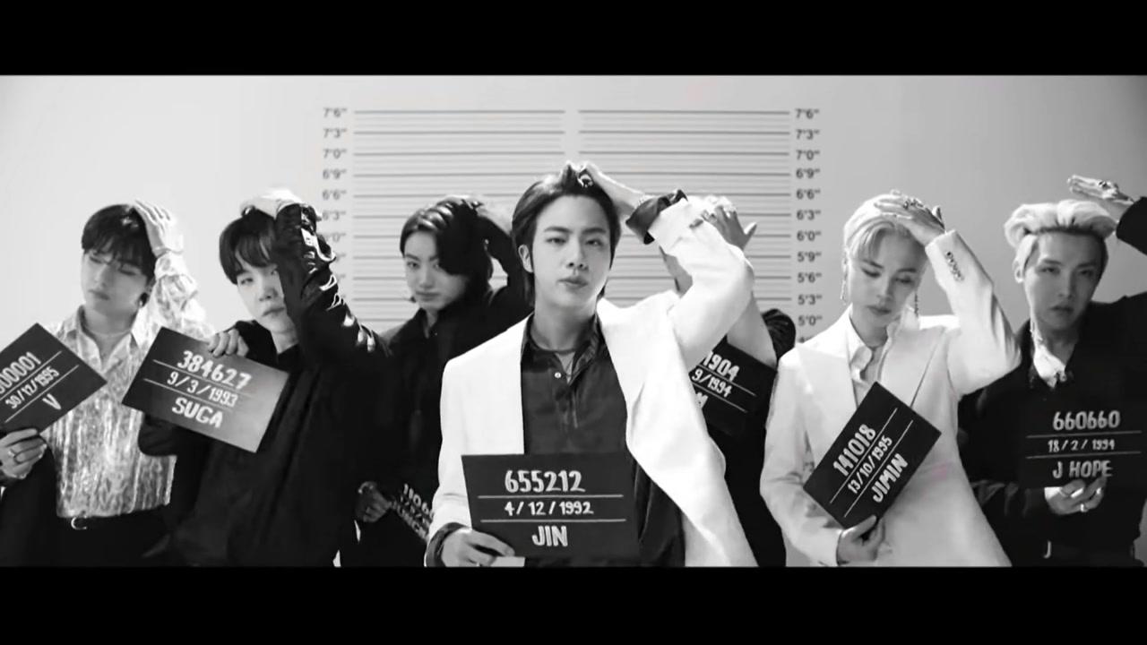 방탄소년단 '버터', 빌보드 싱글차트 3주 연속 1위
