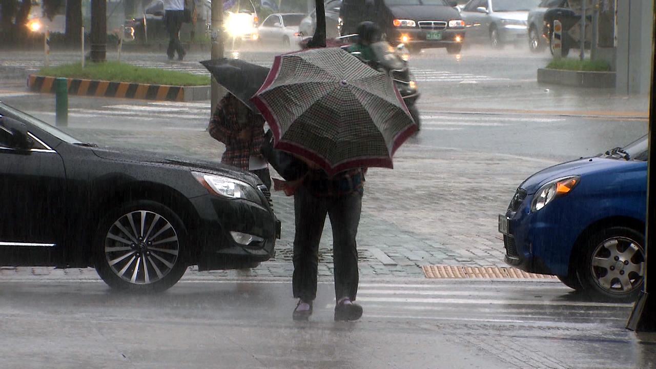 [날씨] 올여름 장마, 예년보다 늦어진다...6월 말~7월 초 시작할 듯