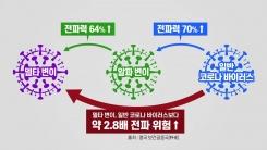 [더뉴스] 국내도 '델타 지배종' 시간 문제?...'일상 회복' 또 고비