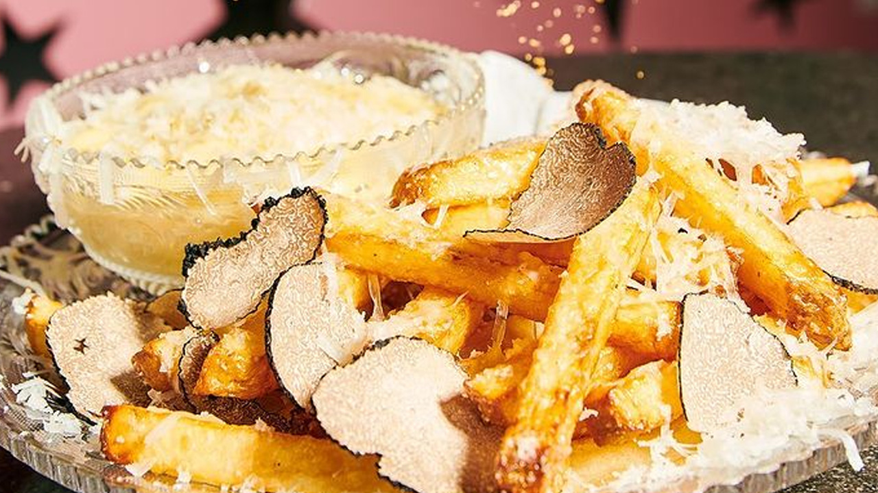 美 뉴욕 식당서 선보인 23만 원짜리 감자튀김...기네스북 올라