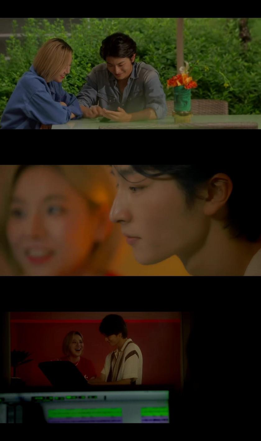 김현재, Someilsang(어느일상) 'Best Before' MV 주인공으로 화제
