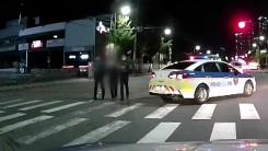 만취 손님이 택시 훔쳐 광란의 질주...사고 두 번 내고 멈춰